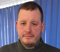 Alan Grover, Installation & Service Manager, Invader Security Solutions, Worthing, West Sussex