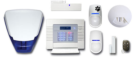 Burglar Alarm and Intruder Alarm System Install, Maintain and Support