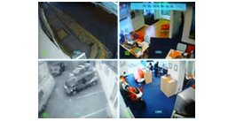 CCTV Security Cameras for Commercial Buildings and Offices