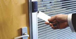 Commercial Door Entry Security System