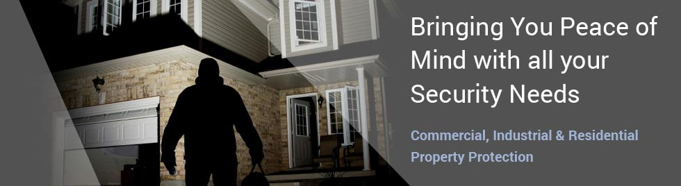 Security Systems, home, industrial and residential