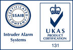 Intruder Alarm System Design, Installation and Maintenance SSAIB Certified Invader Security Solutions, Worthing, Sussex