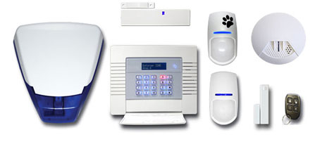Intruder Alarms and Burglar Alarms in Worthing, West Sussex and East Sussex by Invader Security Solutions